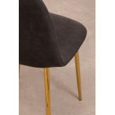 PACK 2 Cadeiras em Couro Sintético Glamm, imagem miniatura 4