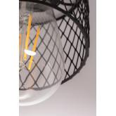 Candeeiro de Teto em Metal Sario, imagem miniatura 6