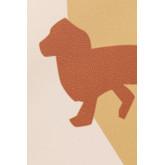 Tapete de vinil redondo (Ø150 cm) Nirar Kids, imagem miniatura 3