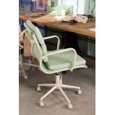 Cadeira de escritório sobre rodas Fhöt Colors, imagem miniatura 3