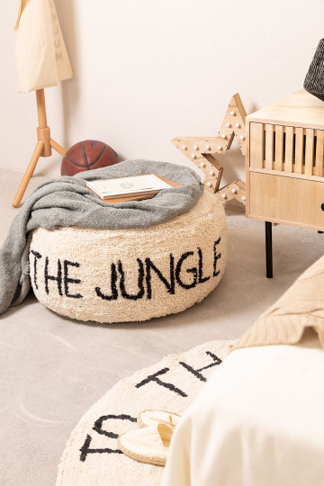 Jungle Kids Cotton Puff