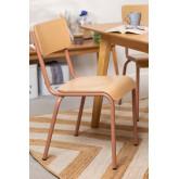 Cadeira em MDF e Aço Shatys, imagem miniatura 1