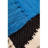 Tapete de algodão e juta (90x60 cm) Tyzon, imagem miniatura 3