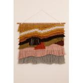 Tapeçaria mural de lã e juta de Eivissa, imagem miniatura 2