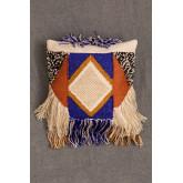 Capa de almofada de algodão e juta Ivum, imagem miniatura 2