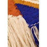 Capa de almofada de algodão e juta Ivum, imagem miniatura 3