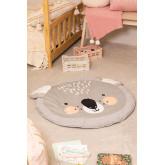 Tapete infantil de algodão (Ø90 cm) Jef Kids, imagem miniatura 1