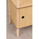 Prateleira infantil com armazenamento e 2 prateleiras de madeira Tulia Kids, imagem miniatura 5