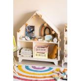 Prateleira infantil com compartimentos Kasi Kids, imagem miniatura 1