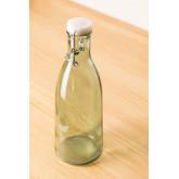 Garrafa de 1L de vidro reciclado Zali, imagem miniatura 1