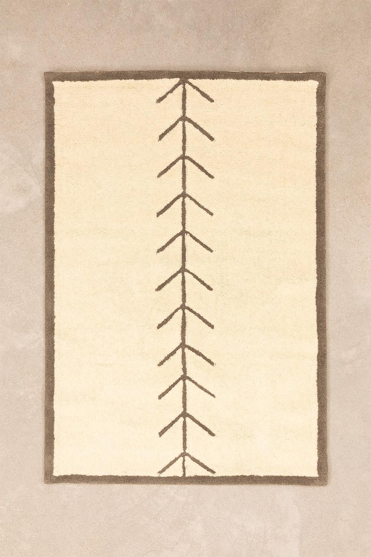 Alfombra de Lana (175x120 cm) Traxia, imagem de galeria 1