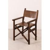 Cadeira Diretora de Couro Madeo, imagem miniatura 2