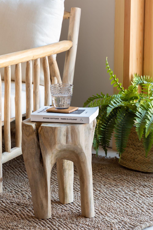 Mesa lateral Tekka Wood, imagem de galeria 1