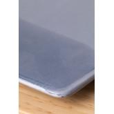 Pack de 4 placas retangulares (36x15 cm) Mar, imagem miniatura 2