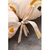 Travesseiro de amamentação de algodão Laya (85 cm), imagem miniatura 4