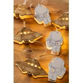 Grinalda Decorativa LED (2,23 m) Espeis Kids, imagem miniatura 3