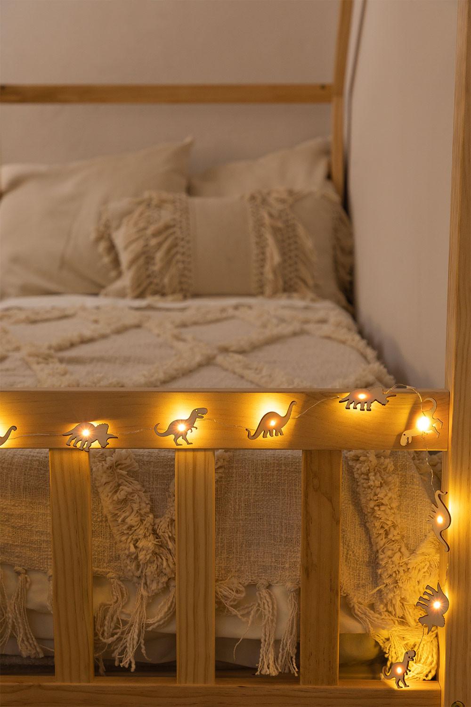 Guirnalda Decorativa LED Rexy Kids, imagem de galeria 1