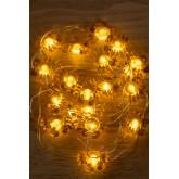 Guirnalda Coroa Decorativa LED Kids  , imagem miniatura 4