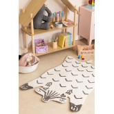 Tapete de algodão (120x80 cm) Scubi Kids, imagem miniatura 1