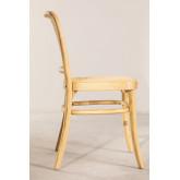 Cadeira de jantar Sharla Wood, imagem miniatura 4