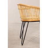Cadeira Zenta Rattan, imagem miniatura 3