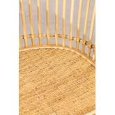 Cadeira Zenta Rattan, imagem miniatura 4