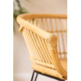 Cadeira Zenta Rattan, imagem miniatura 5