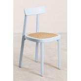 Alena Wood Dining Chair, imagem miniatura 2