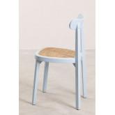 Alena Wood Dining Chair, imagem miniatura 3