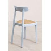 Alena Wood Dining Chair, imagem miniatura 4