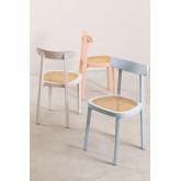 Alena Wood Dining Chair, imagem miniatura 6