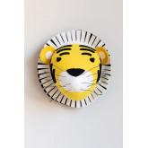 Crianças Tigres com Cabeça de Animal, imagem miniatura 3