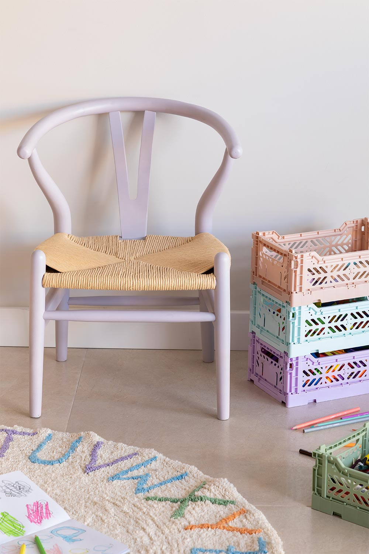 Cadeira en Madera Mini Uish Kids , imagem de galeria 1