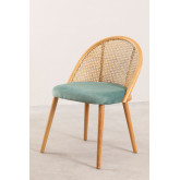 Cadeira de jantar Kloe Wood, imagem miniatura 2