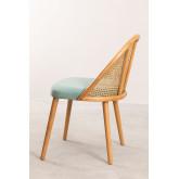 Cadeira de jantar Kloe Wood, imagem miniatura 3