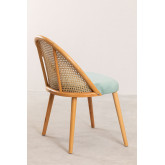 Cadeira de jantar Kloe Wood, imagem miniatura 4