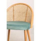 Cadeira de jantar Kloe Wood, imagem miniatura 5