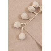 Manta de algodão xadrez Olis, imagem miniatura 2