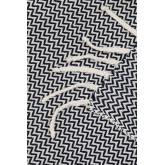 Manta Xadrez em Algodão Tajum, imagem miniatura 4