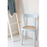 Alena Wood Dining Chair, imagem miniatura 1