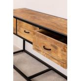 Consola de madeira bavi, imagem miniatura 4