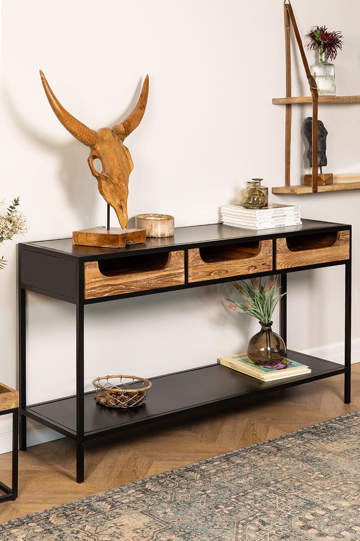 Emberg Wood Console, imagem de galeria 1
