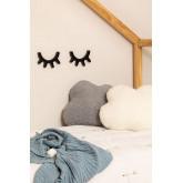 Abas decorativas de parede em MDF Ais Kids, imagem miniatura 1