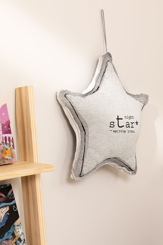 Almofada de algodão fluorescente Jirchi Kids, imagem de galeria 1