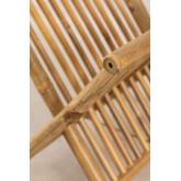 Porta-revistas em Bamboo Lulú, imagem miniatura 5