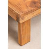 Mesa de centro de madeira reciclada Devid, imagem miniatura 6