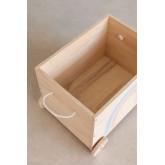 Carrinho de armazenamento de madeira para crianças Tedis, imagem miniatura 5