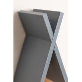 Prateleira de parede de madeira Sius Kids, imagem miniatura 4