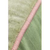 Almofada quadrada de veludo (40x40 cm) Lat, imagem miniatura 5