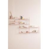 Estantes de parede modulares Emine, imagem miniatura 6